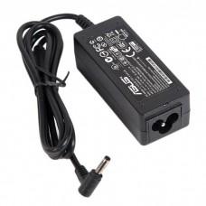Блок питания, зарядное устройство, адаптер для ноутбука Asus 19V, 1.75A, 33W (4.0x1.35мм) OEM