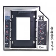 Переходник Optibay, HDD Caddy 9.5мм SATA