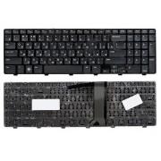 Клавиатура Dell Inspiron 15R N5110, M5110, M511R, NSK-DY0SW Черная, с рамкой
