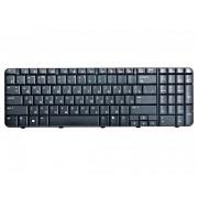 Клавиатура HP G60, G60T, G60-100, G60-200, G60-400, G60-500, G60-600, Compaq Presario CQ60, CQ60-100, CQ60-200, CQ60-300, CQ60-400, 496771-251 Черная