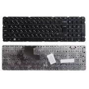 Клавиатура HP Pavilion G7-2000, G7-2100, G7-2200, G7-2300, 11N13SU-920W Черная без рамки, вертикальный ENTER