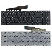 Клавиатура Samsung NP300E7A, NP300E7Z, NP305E7A, BA59-03183A, BA59-03183C, BA59-03183D, BA75-03351C Черная, без рамки