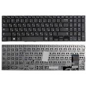 Клавиатура Samsung NP370R5E, NP450R5E, NP450R5V, NP470R5E, NP510R5E BA75-04478C Чёрная, без рамки