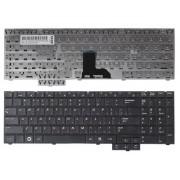 Клавиатура Samsung E352, E452, P530, P530I, P580, R519, R523, R525, R528, R528E, R530, R530E, R538, R540, R618, R620, R620E, R630, R717, R719, R728, RV508, RV510, SA31 Черная