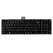 Клавиатура для ноутбука Toshiba Satellite L50, L850, L855, L875, P850, P855 MP-11B56SU-930 чёрная, чёрная с рамкой