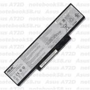 Аккумулятор для ноутбука Asus A72D (56Wh) Оригинал