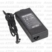Блок питания для ноутбука Asus A72D (90 Ватт) LCP